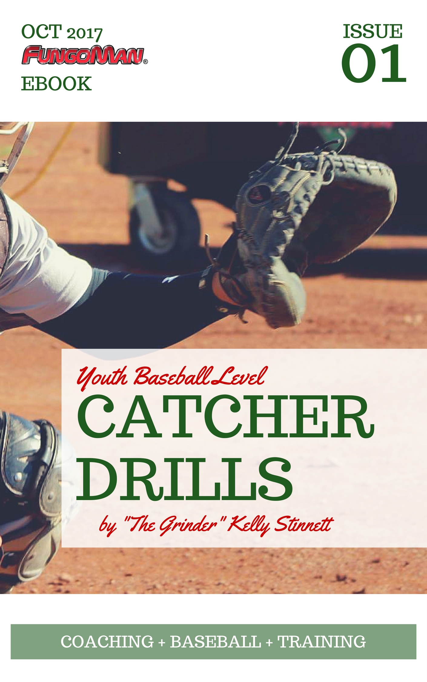 Catching Drills with Kelly Stinnett eBook Cover.png