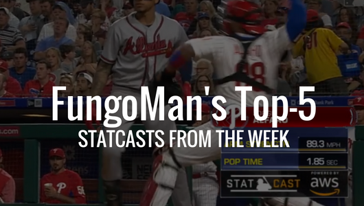 Statcast FungoMan Top 5